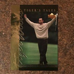 Tiger Woods PGA Collector's Card - VGC